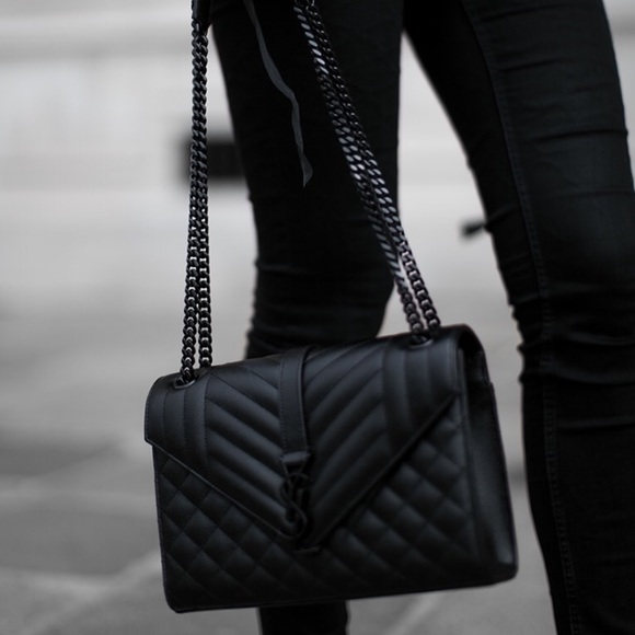 Gorgeous YSL Large Tri-Quilted Bag. M 5af1b3509a94555985f5e209 de7658c5bf144